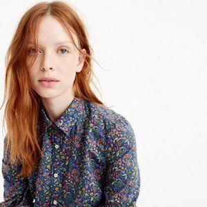 J.CREW Liberty of London Catesby Button Down